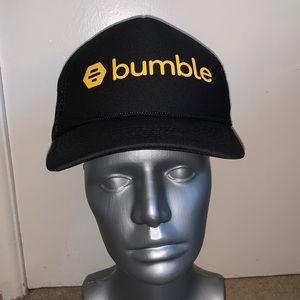 BUMBLE Dating App Trucker Hat NWOT